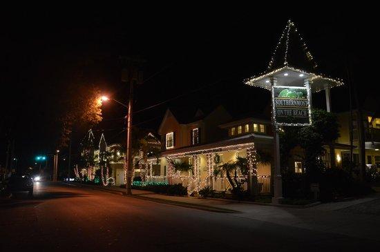Southernmost Beach Resort: Wunderschöne Weihnachtsbeleuchtung