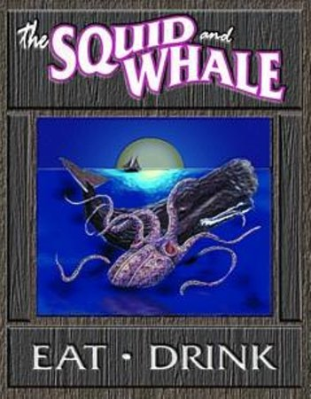 The Squid and Whale Pub & Grill: The Squid and Whale Pub