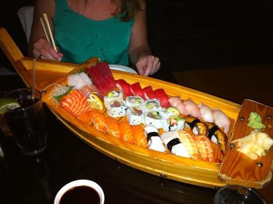Sushi Delivery Miami Beach