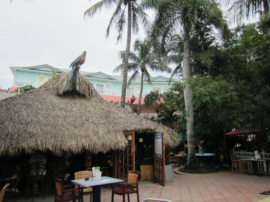 Lighthouse Resort Inn And Suites: Tiki