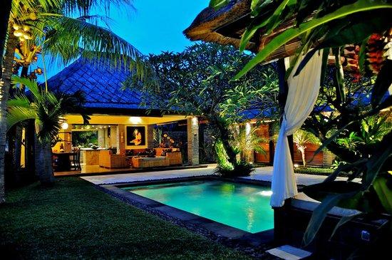 The Zala Villa Bali: Villa