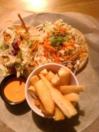 Taqueria Tsunami: Tacos