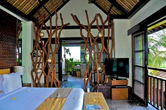 The Zala Villa Bali: My room
