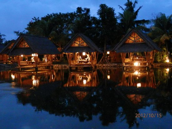 The Zala Villa Bali: Restaurant