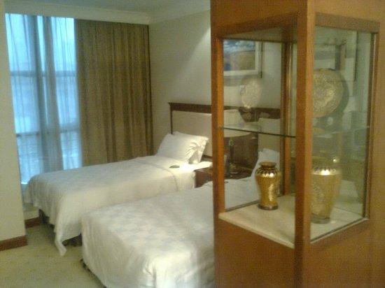 Metropark Hotel Shenzhen: Our room