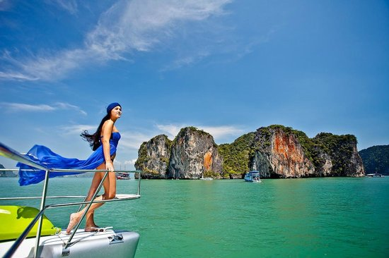 Epic Charters: Phang Nga Bay one of the most beautiful places to visit here in Phuket