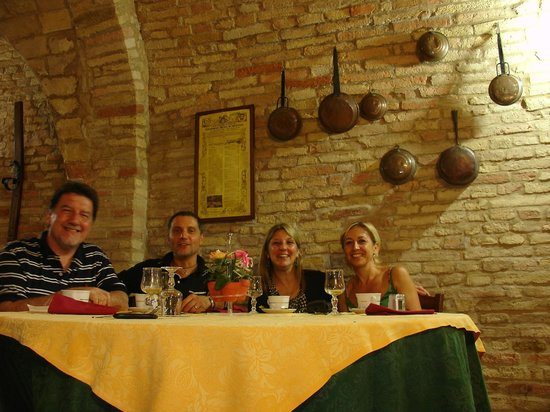 Ristorante Taverna Dell'Arco: Lugar especial