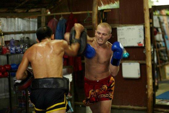 Kobra Muay Thai Boxing Stadium : Mastering technique
