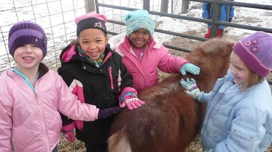 Evendale, Οχάιο: Family fun at Gorman Heritage Farm