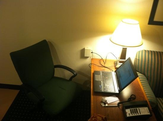 Sonesta ES Suites Dublin: good workspace