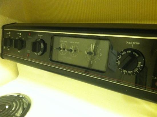 Sonesta ES Suites Dublin : Classic stove