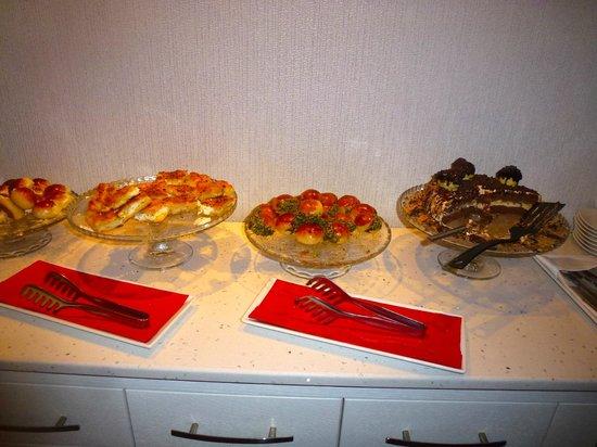 Hotel Amira Istanbul : Complimetary afternoon tea