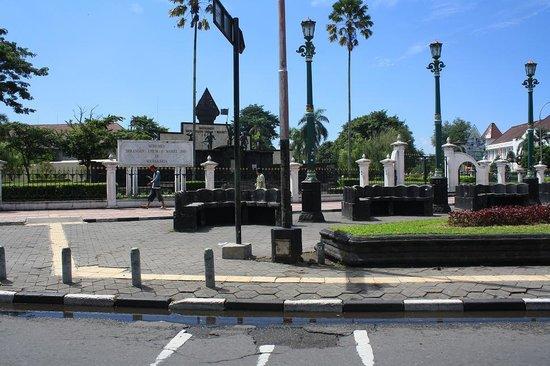 Kraton Yogyakarta: Gate of Kraton