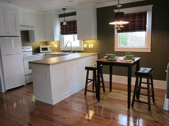 Park House Bed & Breakfast: Fully equipped Kitchen with eating area