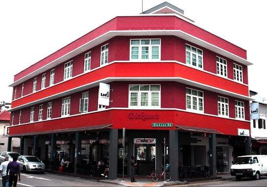 Phil Inn: Building