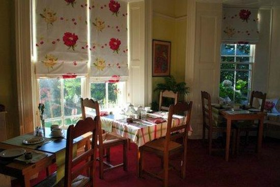 Bryn Guest House: Breakfast room