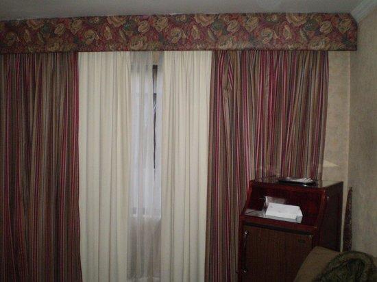 Aitue Hotel: cortinas