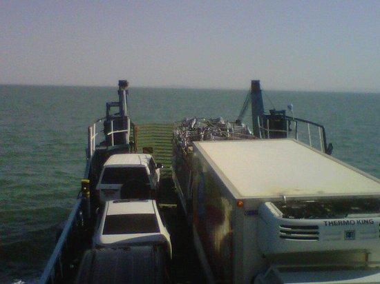 Masirah Island Resort: Another safe load!