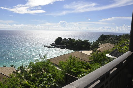 Shangri-La's Boracay Resort & Spa: Morning View