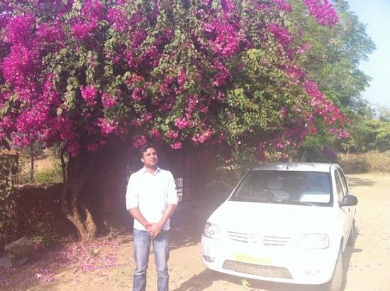 India By Car and Driver - Day Tours: our car and driver, Raju