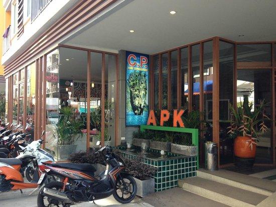 APK Resort & Spa: front