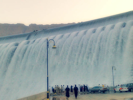 Wadi Dayqah Dam (Muscat Governorate) - 2019 Book in Destination