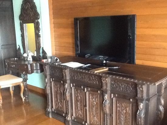 Sirilanna Hotel: plasma tv