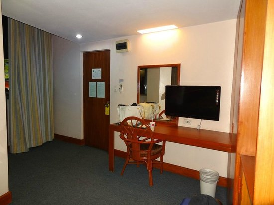 Rajah Park Hotel: FLAT SCREEN TV