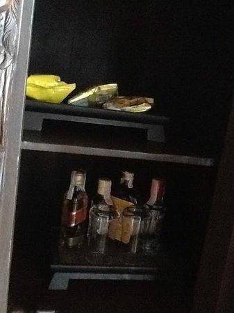 Sirilanna Hotel: gute alkoholische auswahl