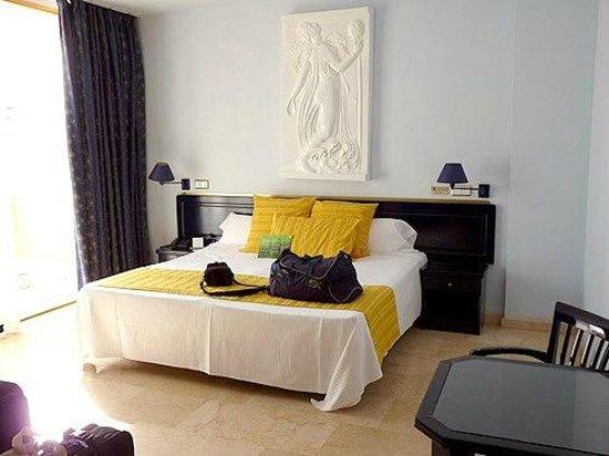 Cleopatra Palace Hotel: Superior Room