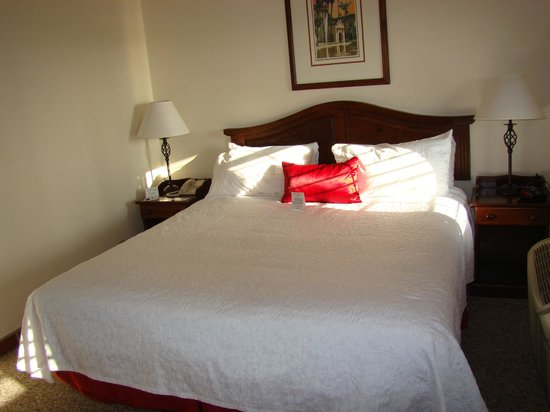 Best Western Plus Hacienda Hotel Old Town : King bed mini suite