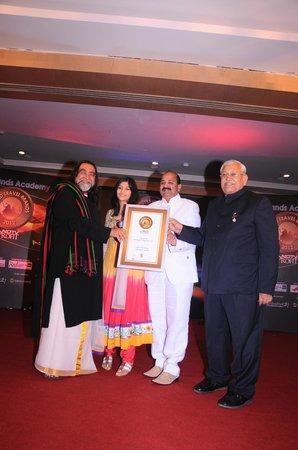 Vijayshree Resort & Heritage Village: AWARD BY BRANDS ACADEMY & NDTV-BEST HERITAGE RESORT IN INDIA