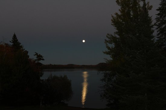 Hungry Jack Lodge & Campground: Night sky