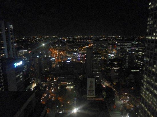 Park Regis City Centre: View from the roof top of park regis 45 stories up