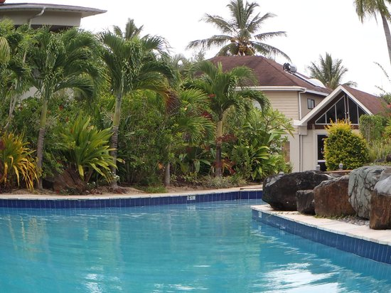 Sunset Resort: View of the main pool