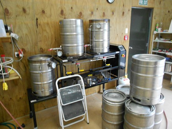 Valley Brewing Company: The SABCO MIcro Brewing System