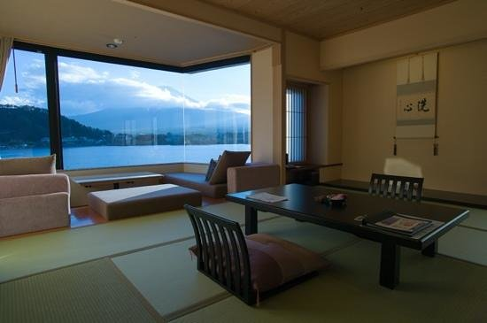 Kozantei Ubuya: our room