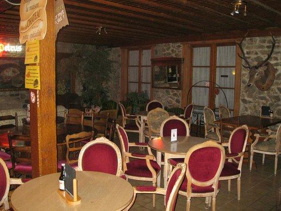 Hostellerie la Sapiniere : Bar