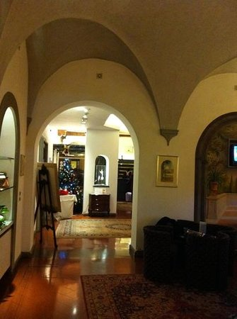 Hotel Rivoli: Hall e bar