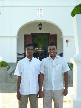 Tamarind Hill: Friendly and helpful staff