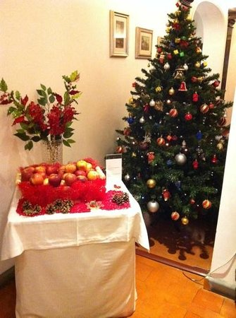 Rivoli Boutique Hotel: ... è quasi Natale!