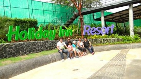 Holiday Inn Resort Krabi Ao Nang Beach: entry