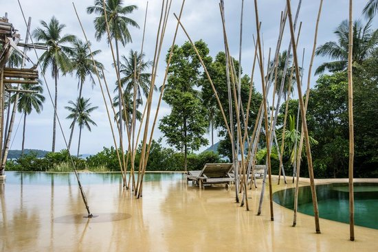 Soneva Kiri: at the Family Room