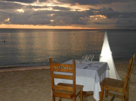 Catalonia Gran Dominicus: Cena romantica al tramonto