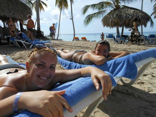 Catalonia Gran Dominicus: Spiaggia