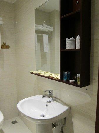 Xiqiang House Hotel: Bathroom