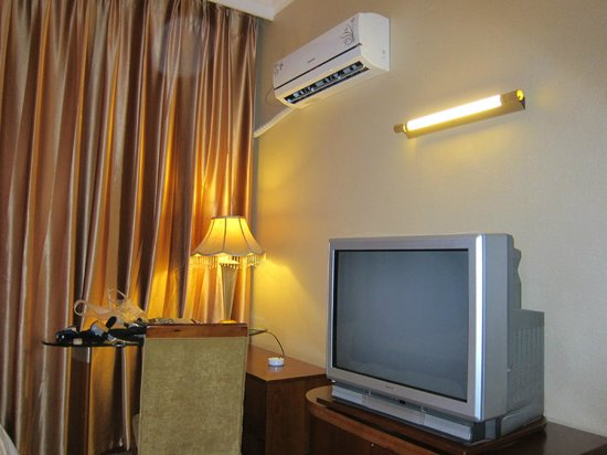 Xiqiang House Hotel: Room with heater