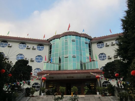 Xiqiang House Hotel: Hotel exterior