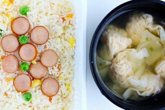 Blu Monkey Bed & Breakfast Phuket: Light Meal
