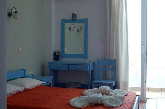 Hotel Paros: Double